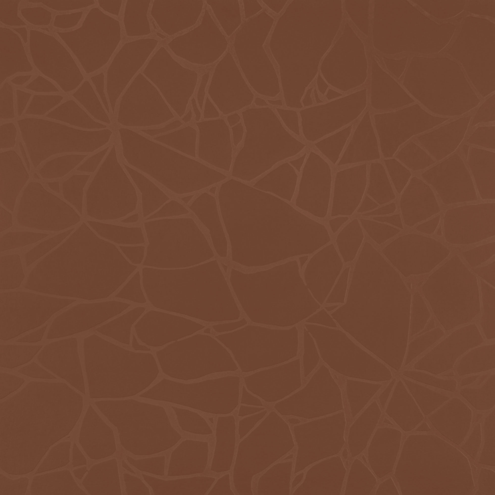 Roppe Dimensions Tile - Crackled Design Nutmeg