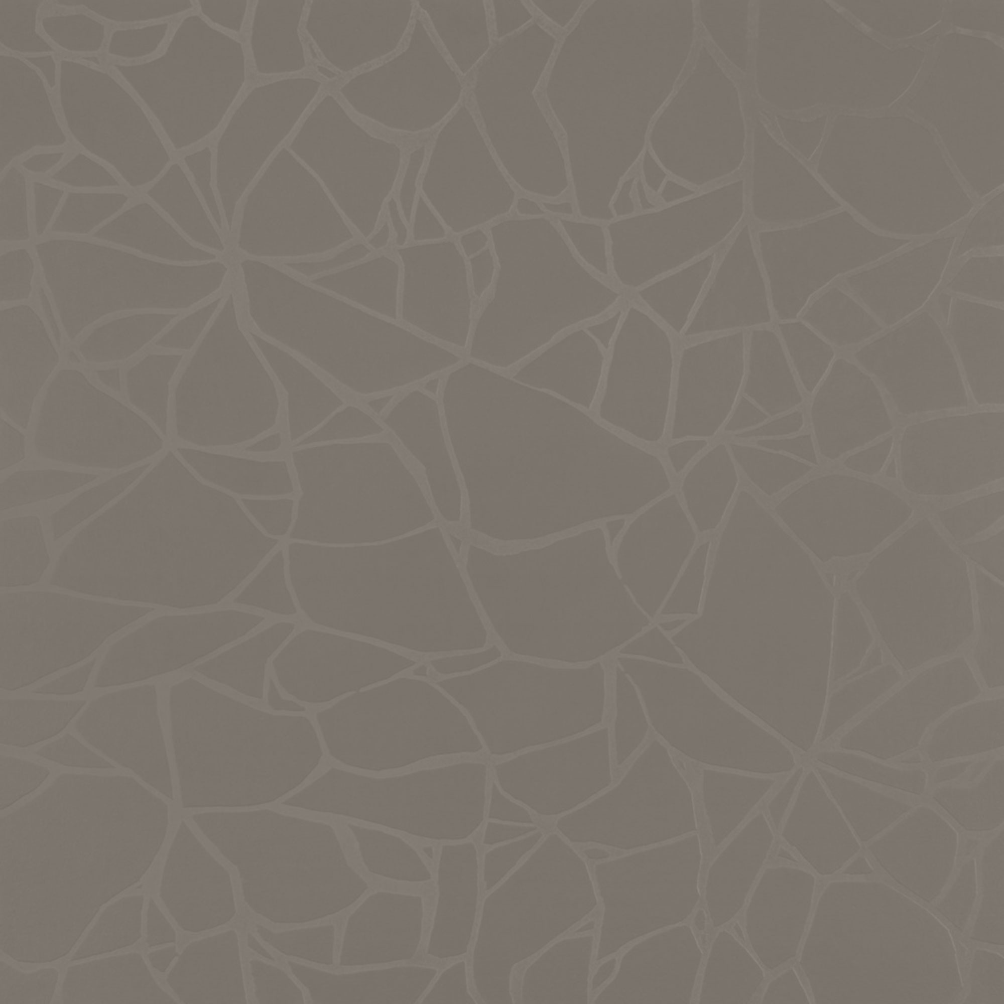 Roppe Dimensions Tile - Crackled Design Pewter