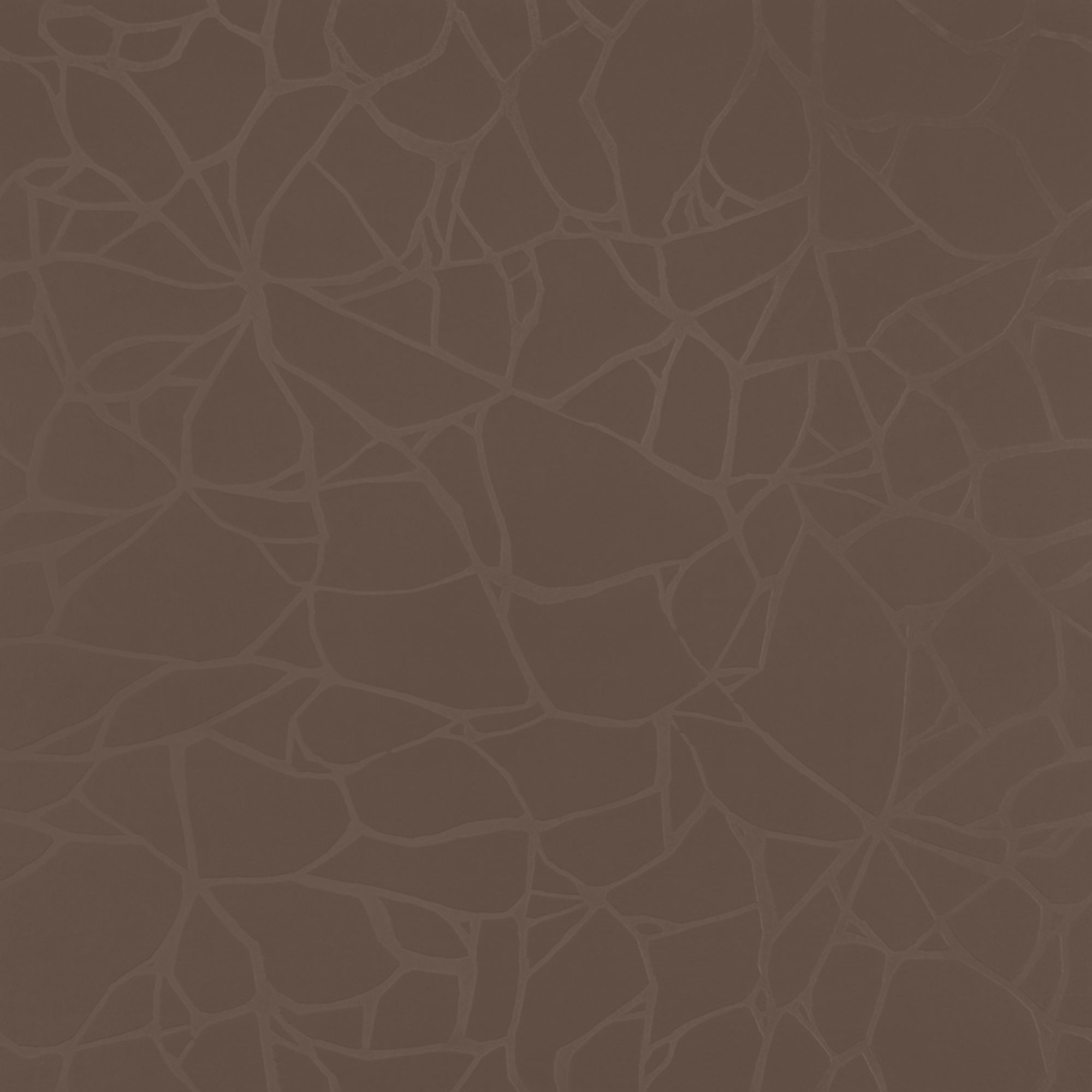 Roppe Dimensions Tile - Crackled Design Toffee