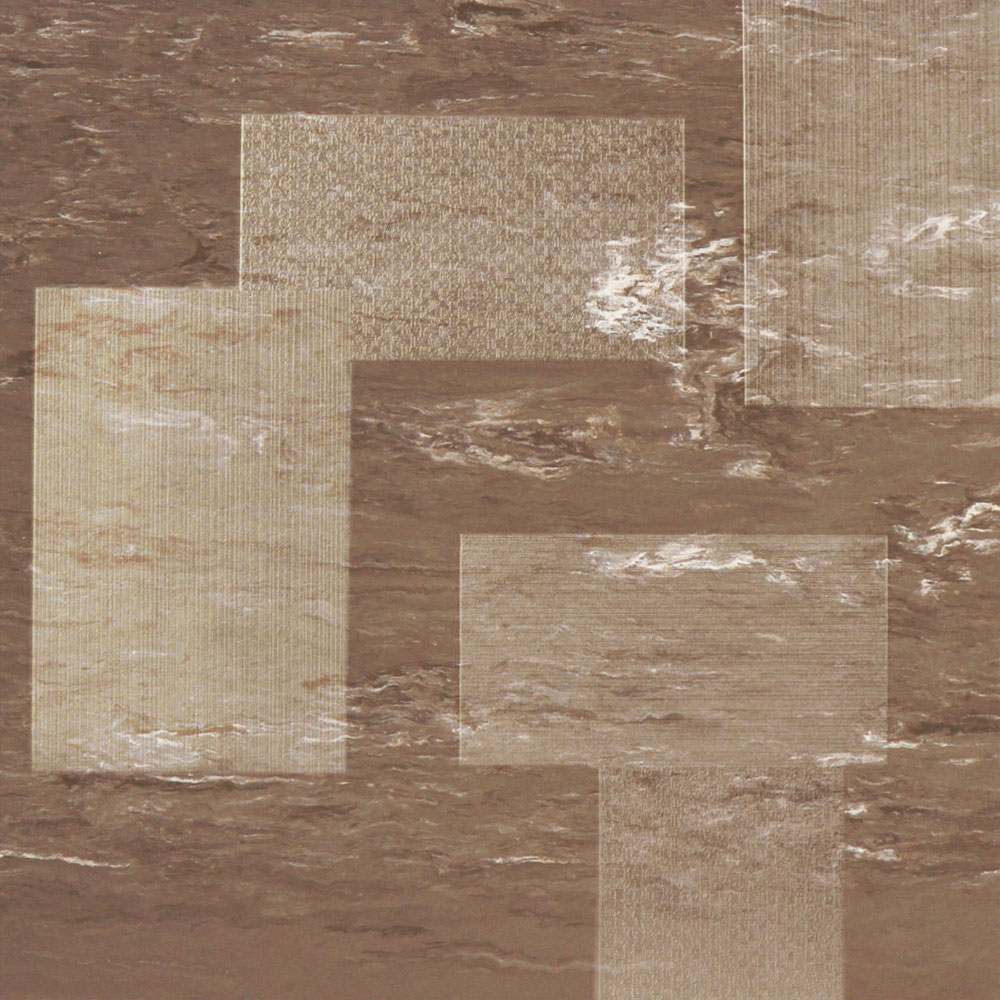 Roppe Dimensions Marbleized Random Design Taupe