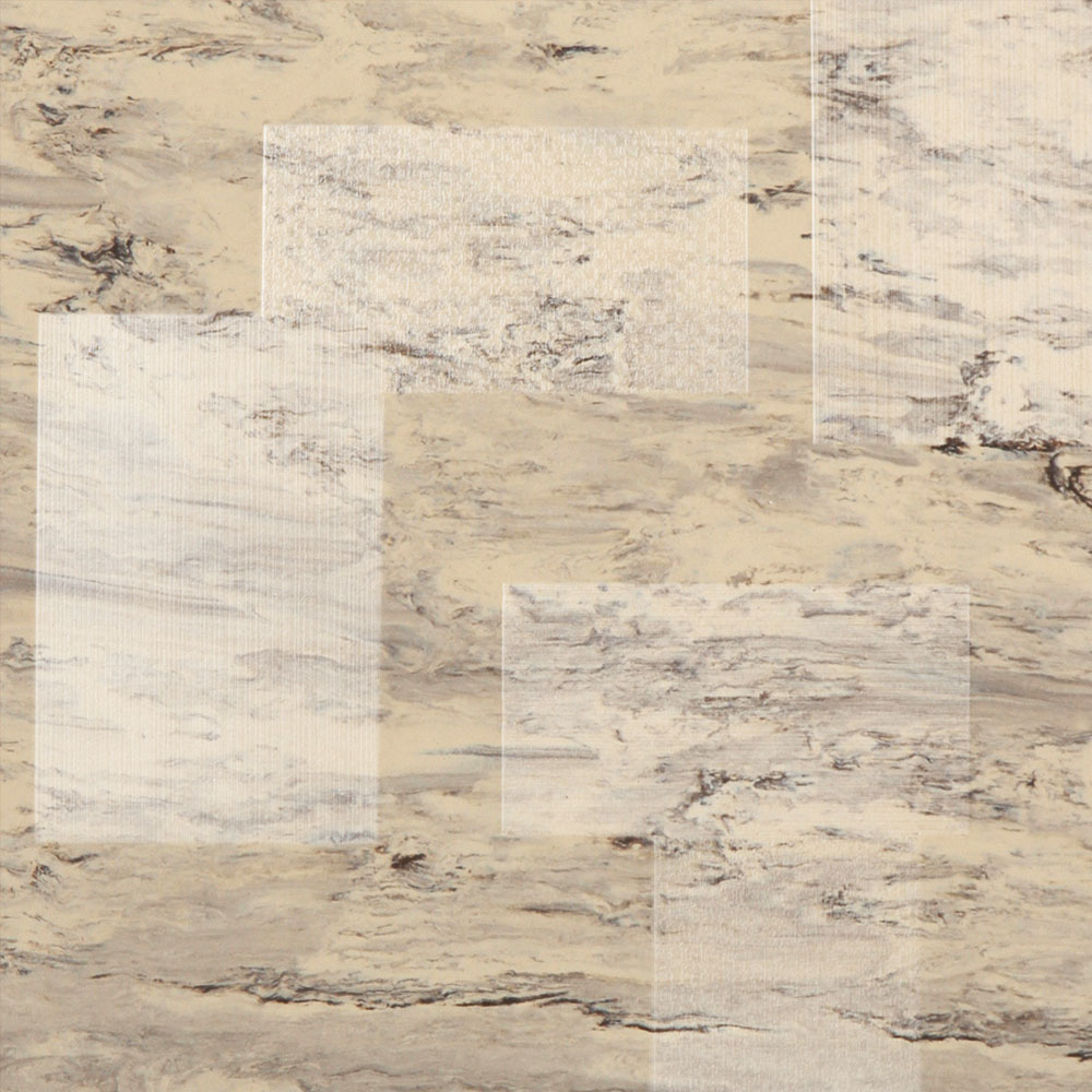 Roppe Dimensions Marbleized Random Design Almond