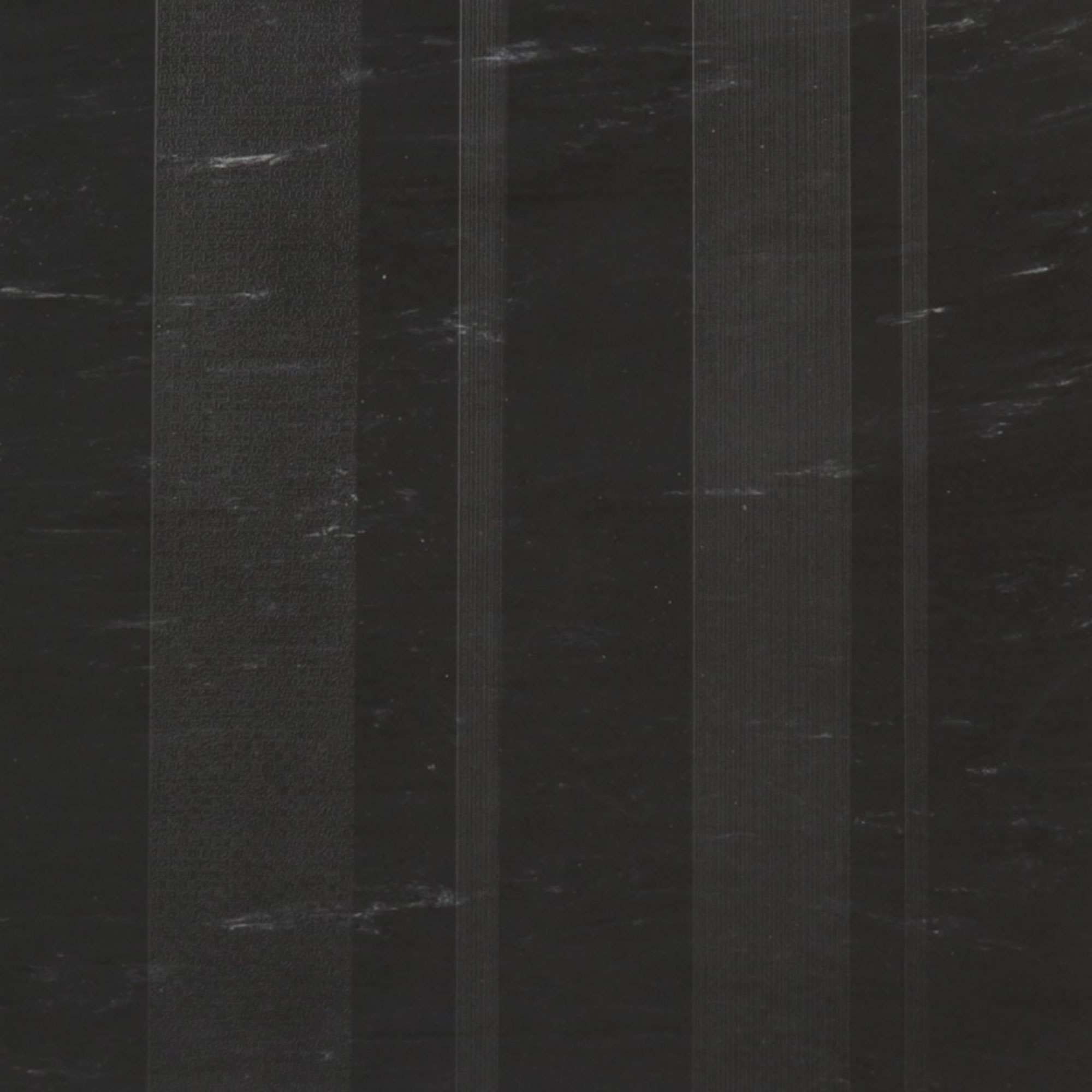 Roppe Dimensions Marbleized Stripe Design Black