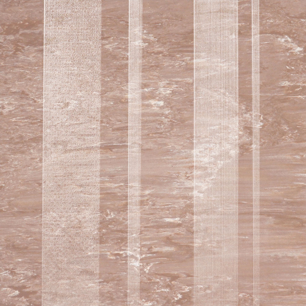 Roppe Dimensions Marbleized Stripe Design Spice
