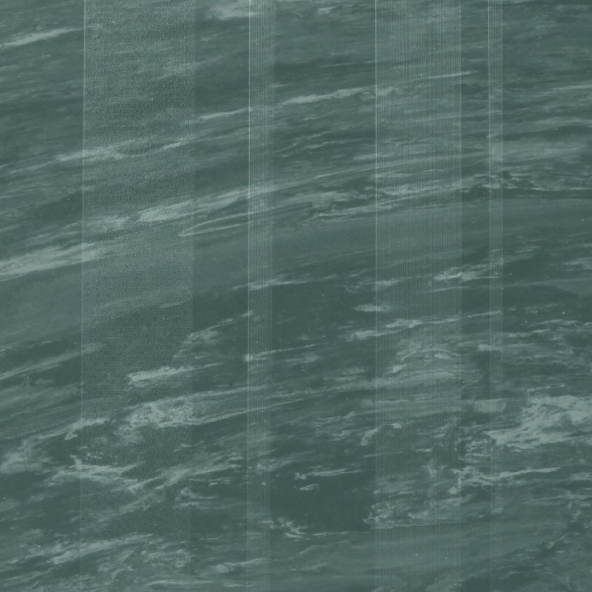 Roppe Dimensions Marbleized Stripe Design Hunter Green