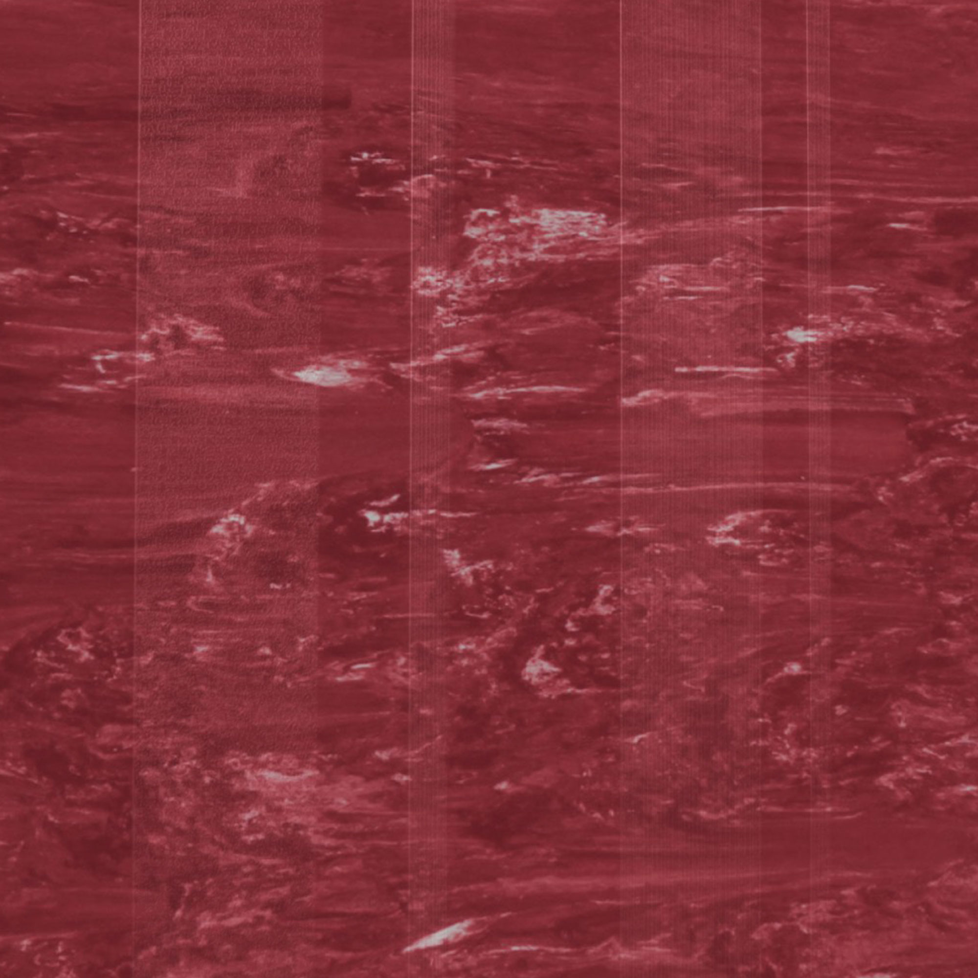 Roppe Dimensions Marbleized Stripe Design Red
