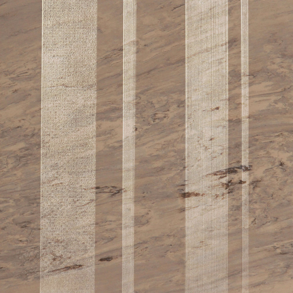 Roppe Dimensions Marbleized Stripe Design Camel