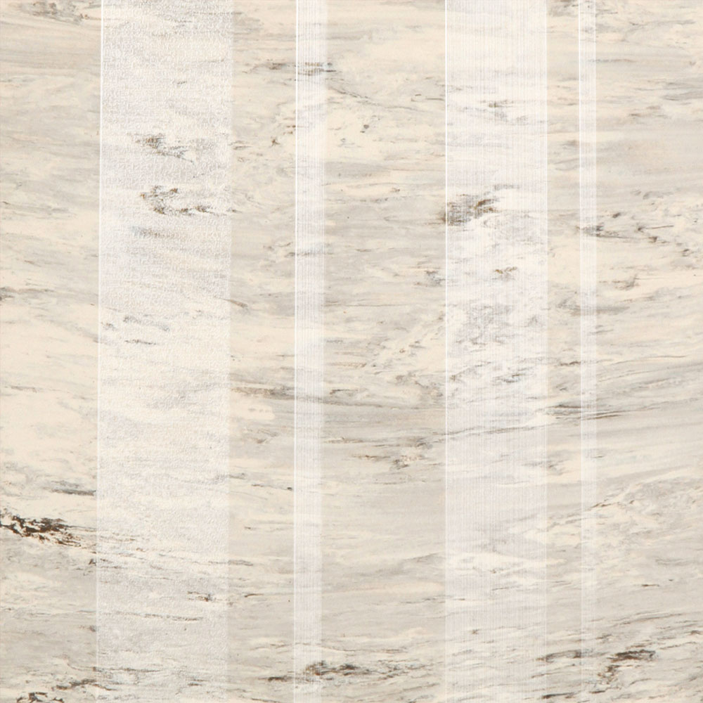 Roppe Dimensions Marbleized Stripe Design Cream