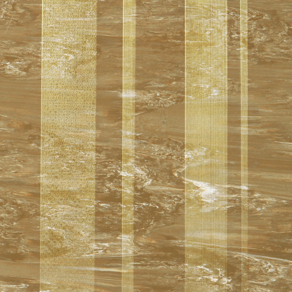 Roppe Dimensions Marbleized Stripe Design Bronze