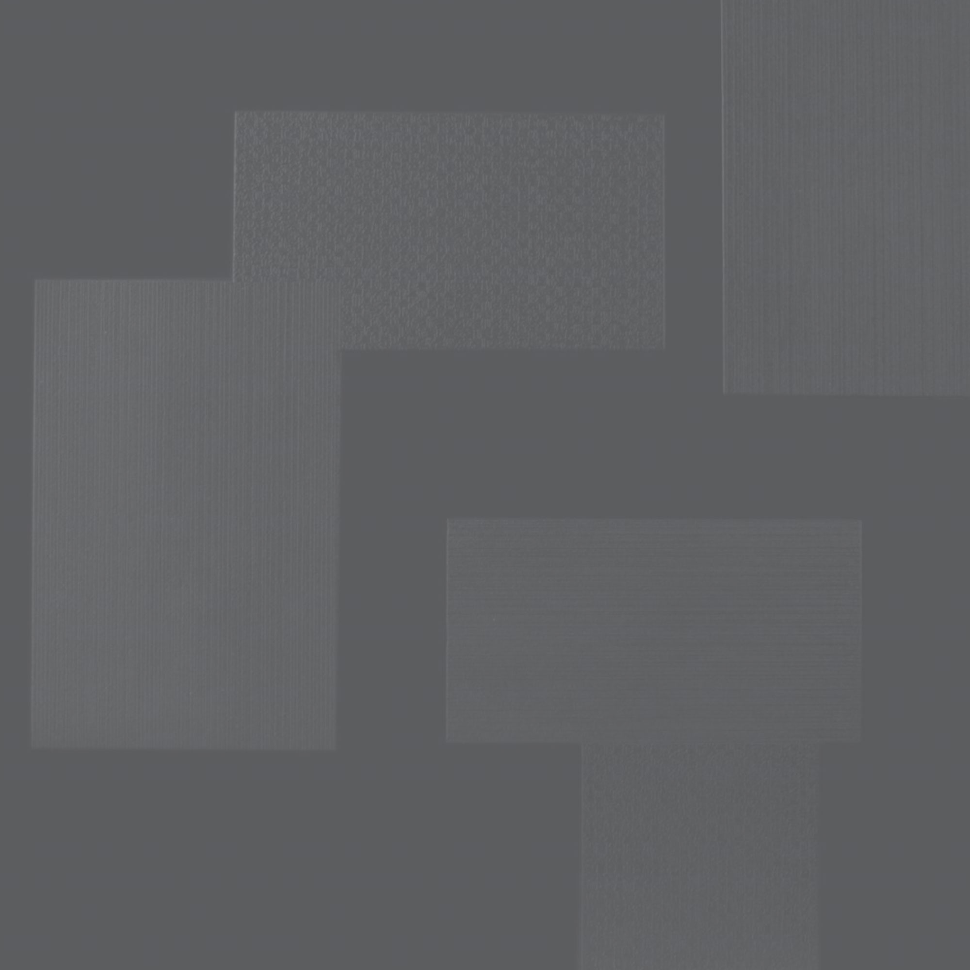 Roppe Dimensions Tile - Random Design Charcoal 983P123