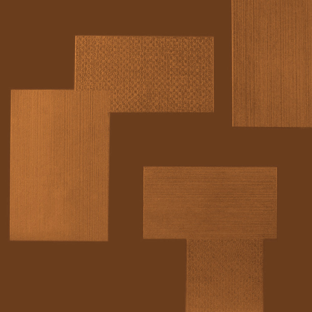 Roppe Dimensions Tile - Random Design Tan 983P120