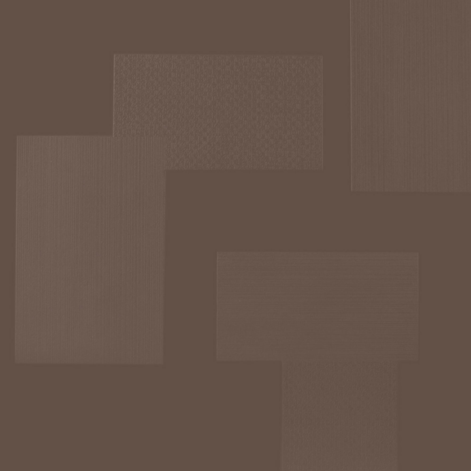 Roppe Dimensions Tile - Random Design Toffee 983P182
