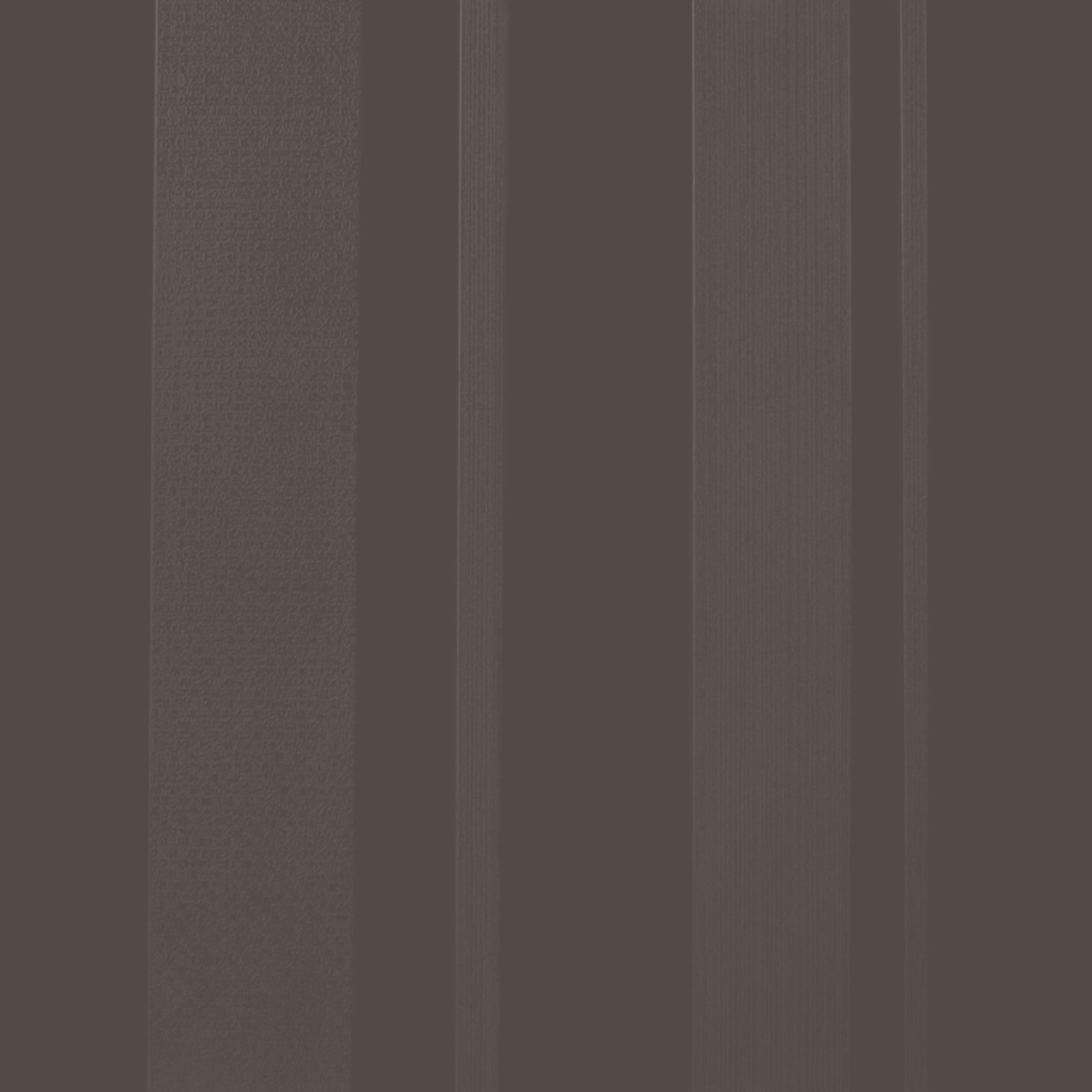 Roppe Dimensions Tile - Stripe Design Burnt Umber 983P194