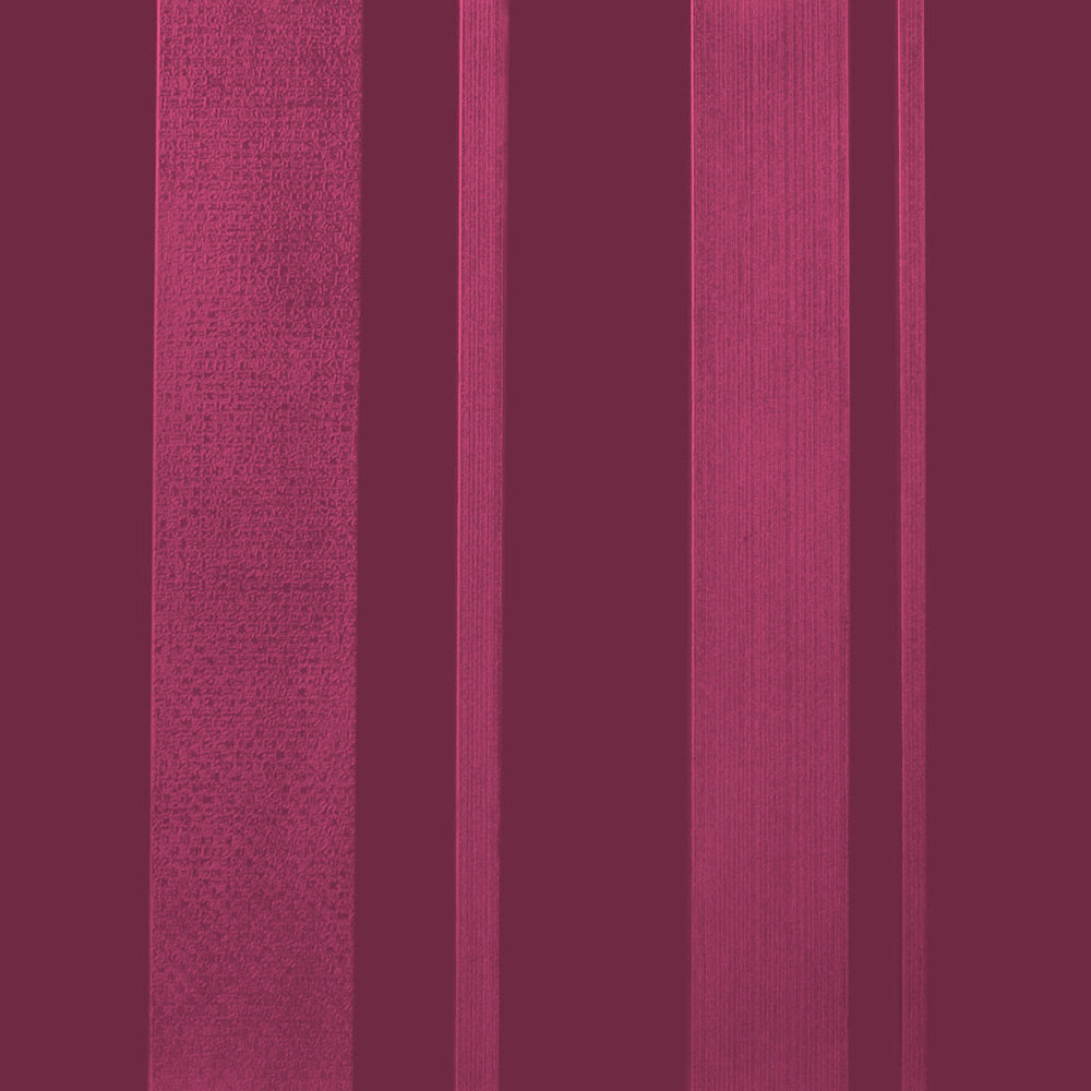 Roppe Dimensions Tile - Stripe Design Plum 983P620