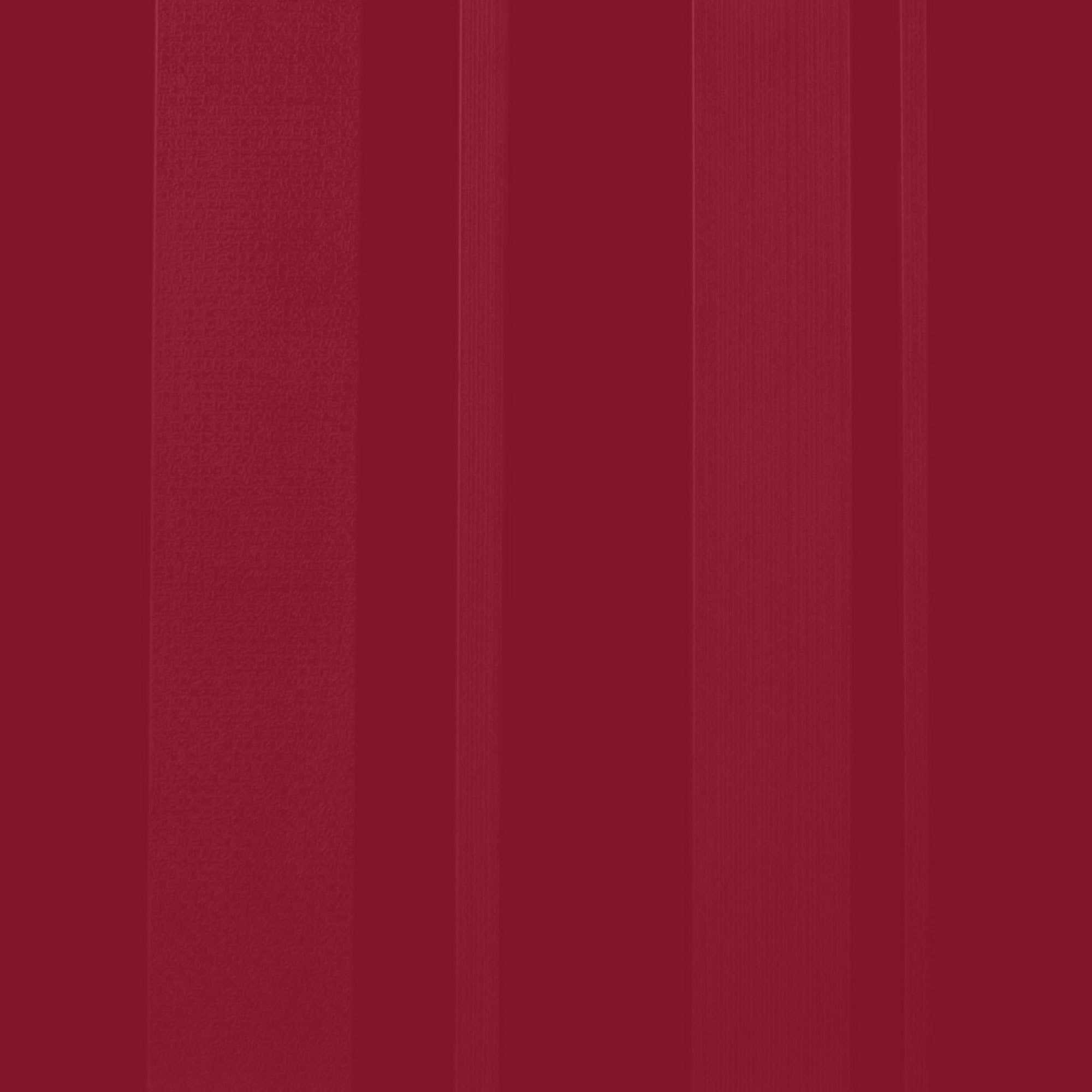 Roppe Dimensions Tile - Stripe Design Red 983P186