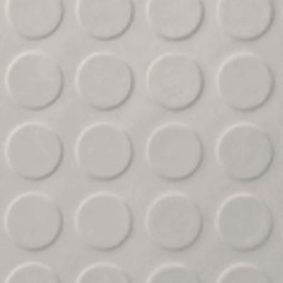 Roppe Rubber Tile 900 - Low Profile Raised Circular Design (992) Natural 992P122