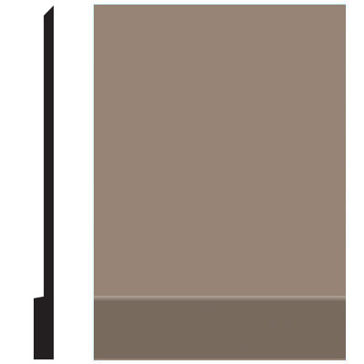 Roppe Pinnacle Plus Wall Base 00 Simplicity Fig 125