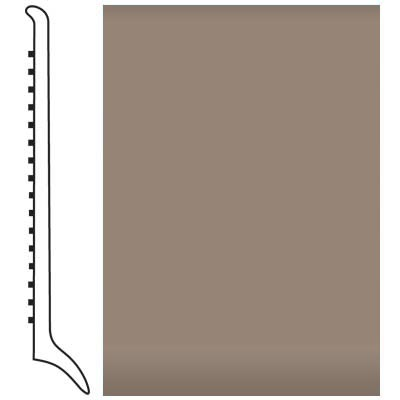 Roppe Pinnacle Rubber Wall Base 4 (Long Toe Base) Fig 125