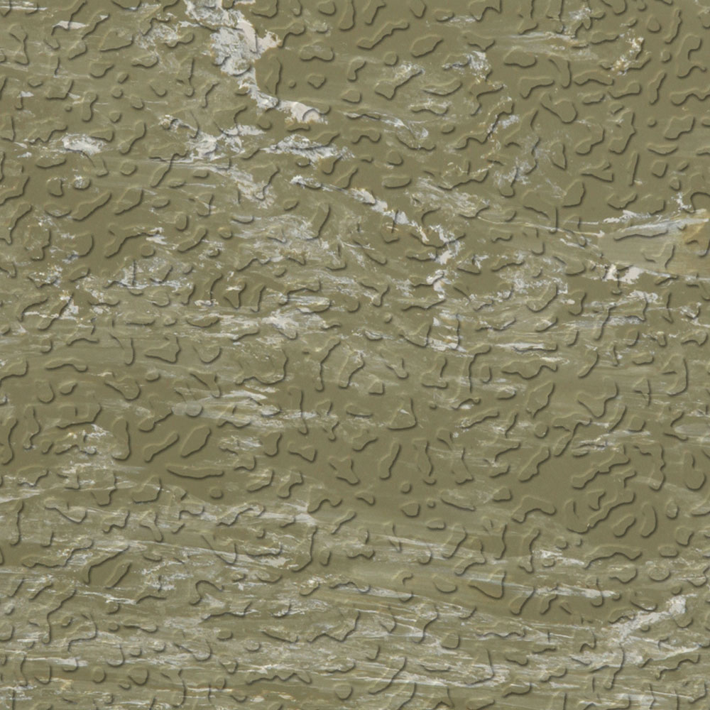 Roppe Raised Design Marbleized Textured Moss