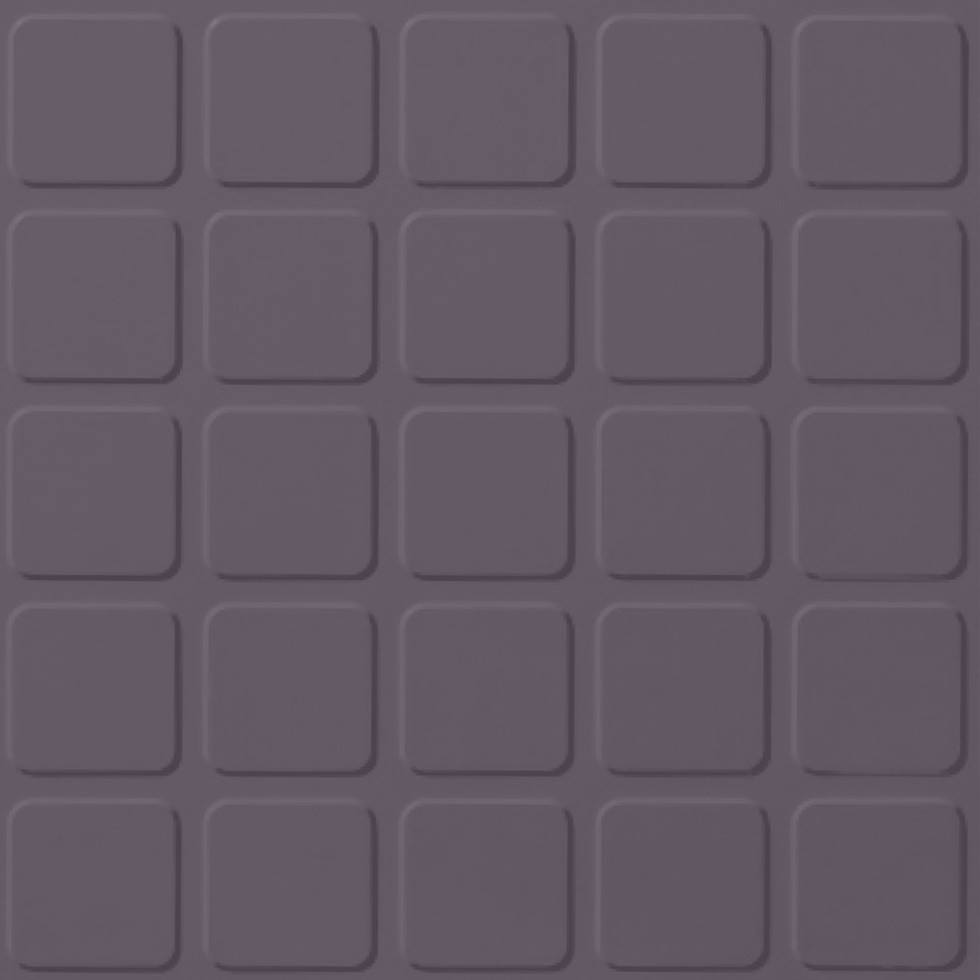 Roppe Rubber Design Treads - Raised Square Design Merlin 621