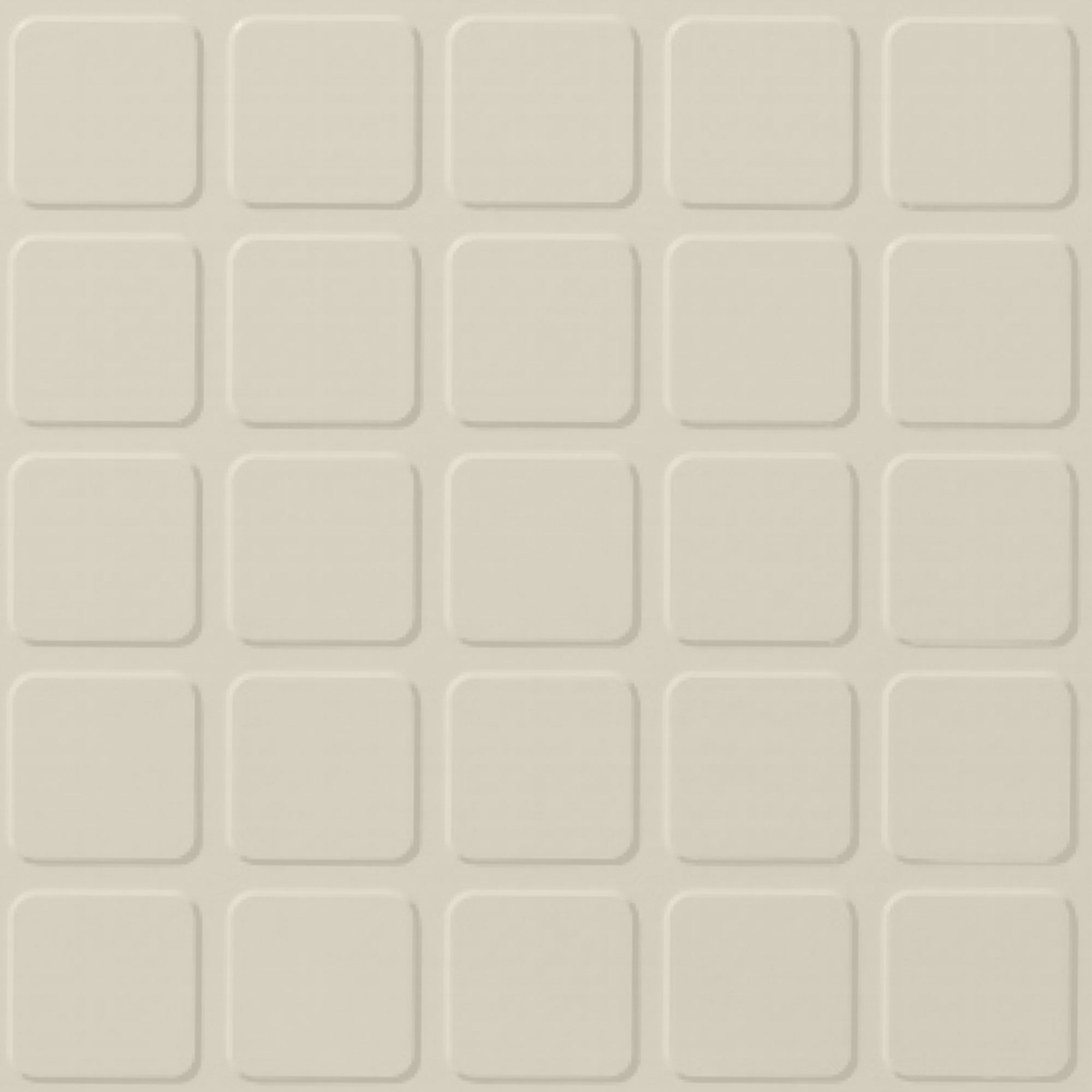 Roppe Rubber Design Treads - Raised Square Design White 170