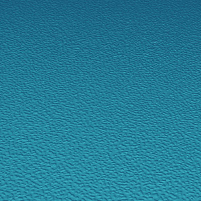 Roppe Rubber Tile 800 - Textured Design (893) Tropical Blue 893-P606