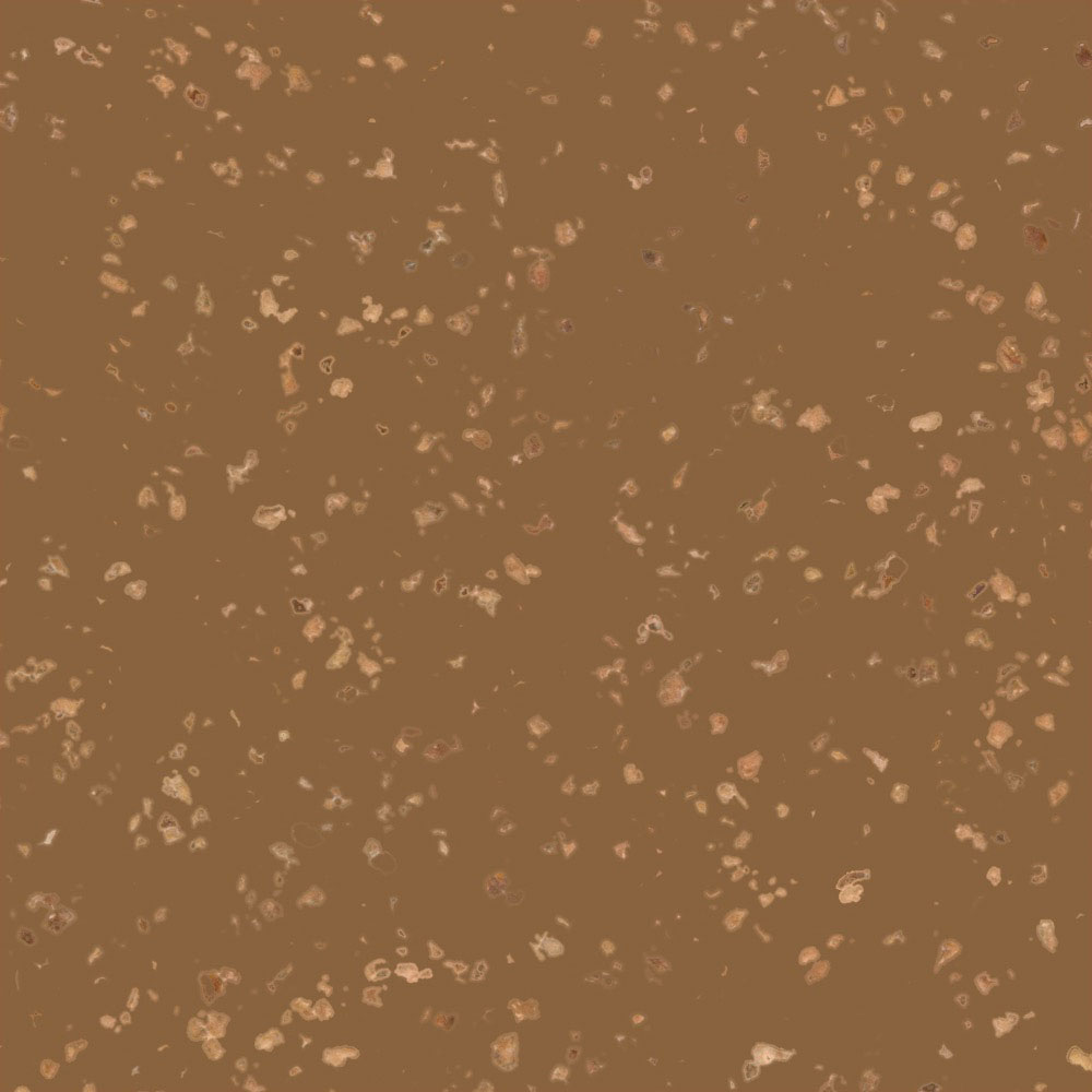 Roppe SafeTCork Smooth Finish Rubber Tile 3/16 x 12 x 12 Bronze