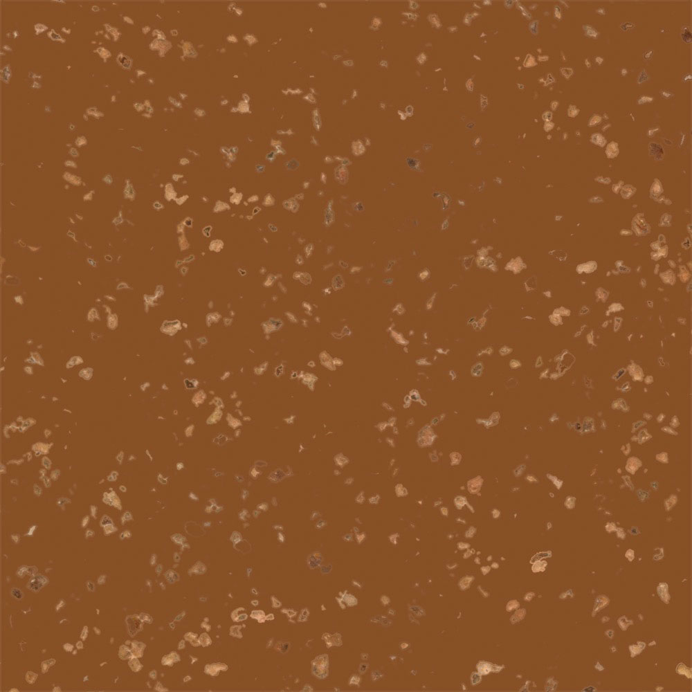 Roppe SafeTCork Smooth Finish Rubber Tile 3/16 x 12 x 12 Tan