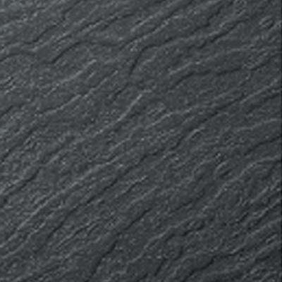 Roppe Raised Design - Slate Design Dark Gray