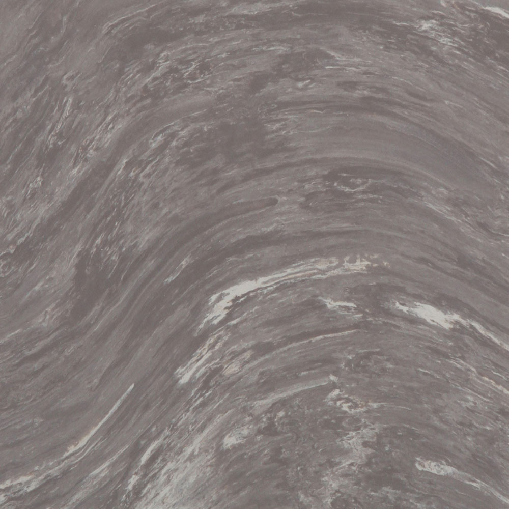 Roppe Smooth & Marbleized Rubber Tile 20 x 20 4.76mm (969 Smooth Design) Steel Gray