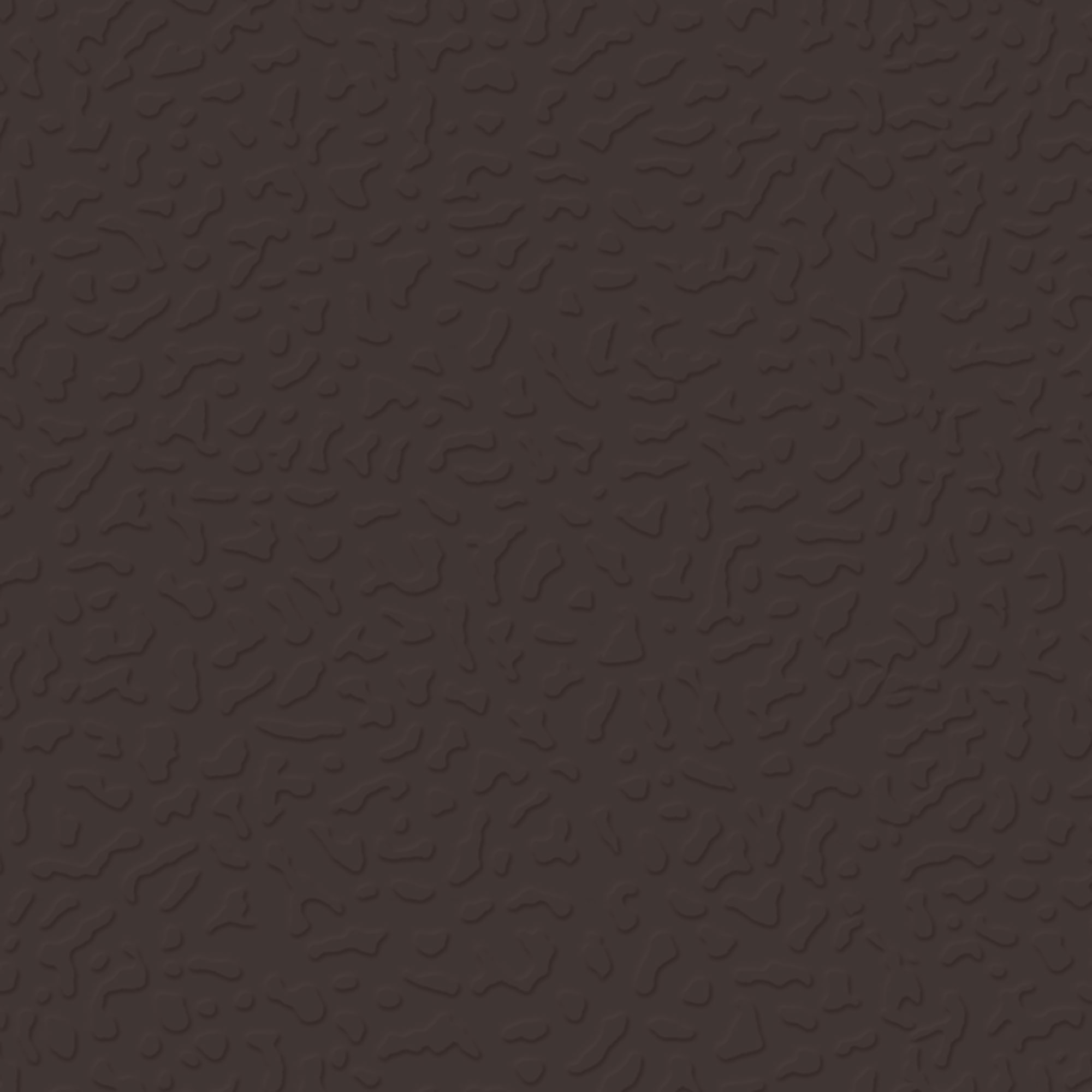 Roppe Rubber Tile 900 - Textured Design (993) Brown LB996110
