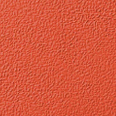 Roppe Rubber Tile 900 - Textured Design (993) Tangerine LB996626