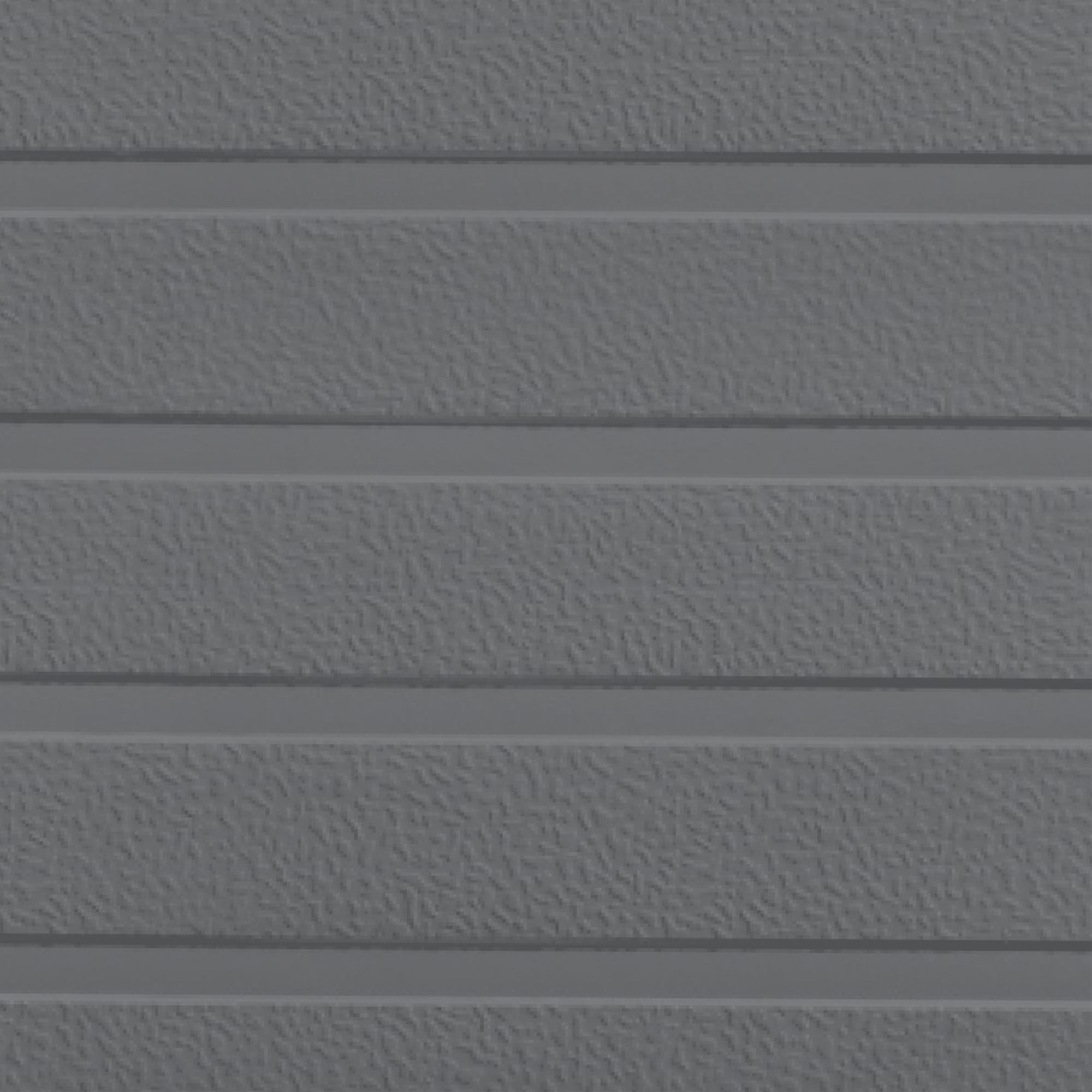 Roppe Raised Design - Warning Tile Charcoal