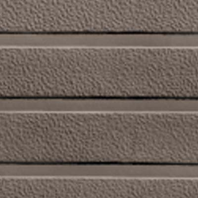 Roppe Raised Design - Warning Tile Taupe