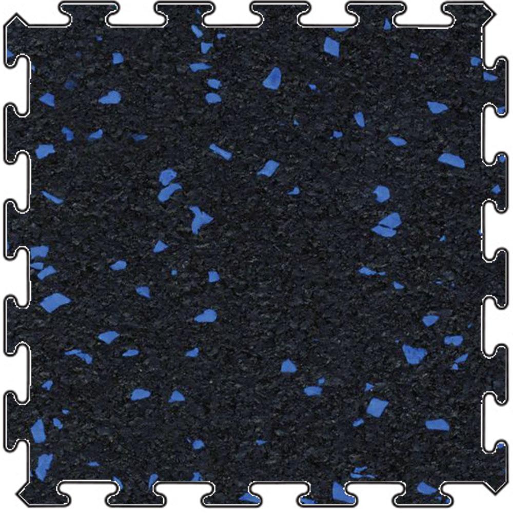 Ultimate Rb Zip Tile 8mm Blue