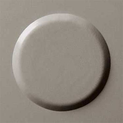VPI Corp. Classic Rubber Tile Pewter RCR-S-04