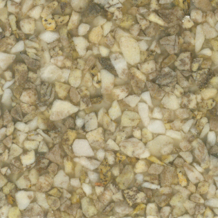 Fritztile Classic Terrazzo CL200 1/8 Thick (Drop) Autumn Brown CL271