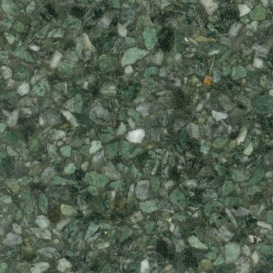 Fritztile Classic Terrazzo CL200 1/8 Thick (Drop) Green Alps CL280
