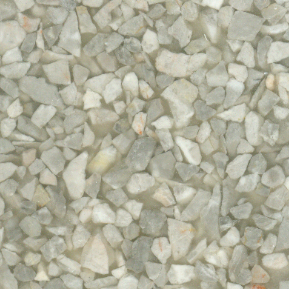 Fritztile Classic Terrazzo CL200 1/8 Thick (Drop) Light Gray CL291