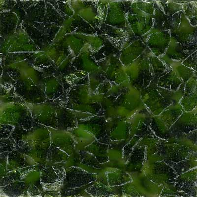 Fritztile Glass Tile GL6500 3/16 Thick Majestic Green GL6516A