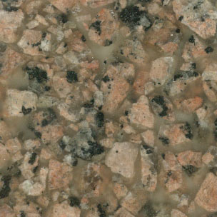 Fritztile Granite Deluxe GD7700 3/16 Thick Burnet Pink GD7741
