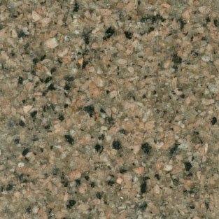 Fritztile Granite Tile GT3000 3/16 Thick Burnet Pink GT3041