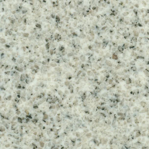 Fritztile Granite Tile GT3000 3/16 Thick Mount Airy White GT3007