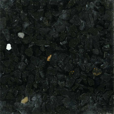 Fritztile Natural Quarry 3/16 Speckeld Black Q160221