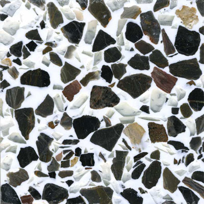 Fritztile Recycled Glass 3/16 Almond R682022