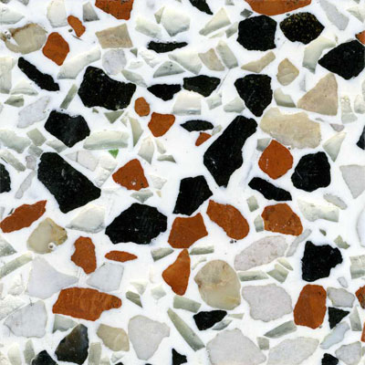 Fritztile Recycled Glass 3/16 Bauhaus R682019