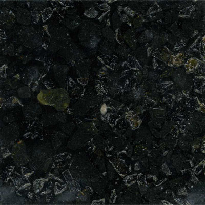 Fritztile Recycled Glass 3/16 Dark Ice R682017