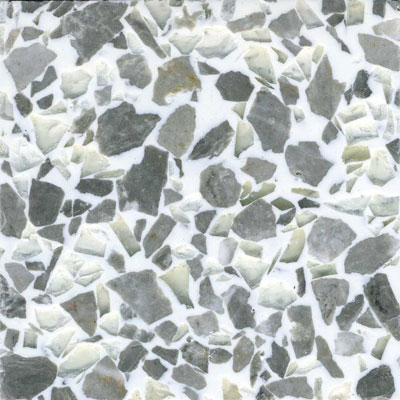 Fritztile Recycled Glass 3/16 Mist R682014