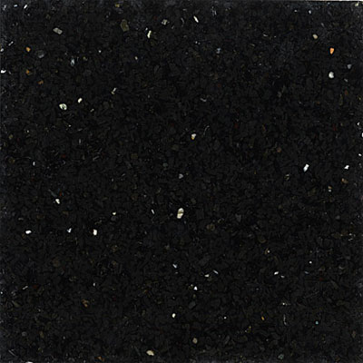 Fritztile Recycled Glass RG2000 1/8 Thick Ebony RG2017