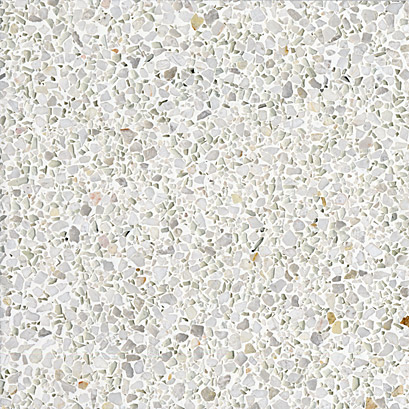 Fritztile Recycled Glass RG2000 1/8 Thick White Cloud RG2010