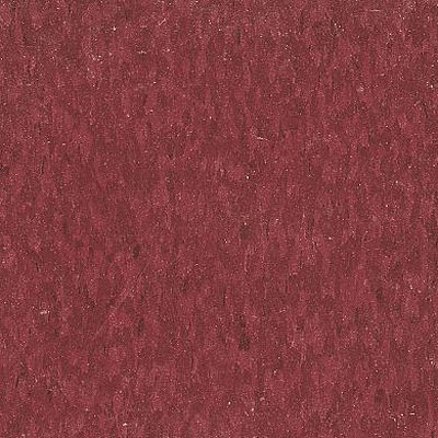 Armstrong Commercial Tile - Imperial Texture Pomegranate Red 51814